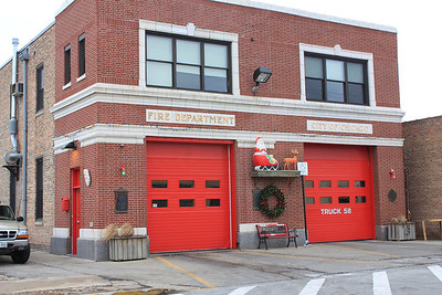 Chicago Fire Stations
