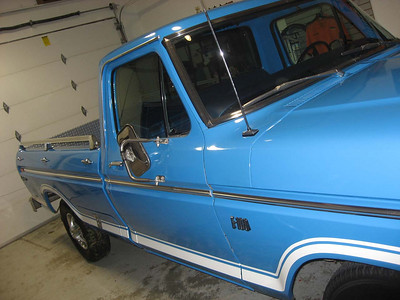 1973 Ford Truck