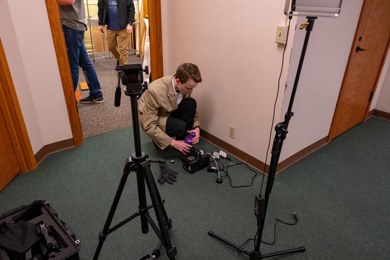 137 Productions ~ Ian Belton, Film Maker and crew