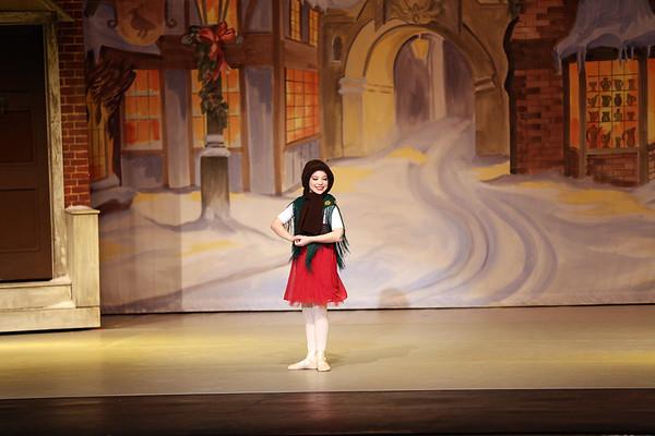 "HGCBT ""A Christmas Carol"", Saturday December 8, 2012"