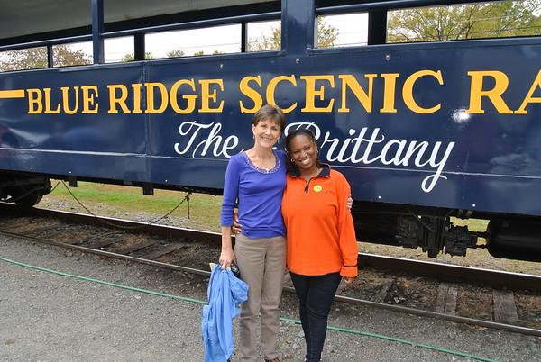 Blue Ridge Train Ride 10-24-2015