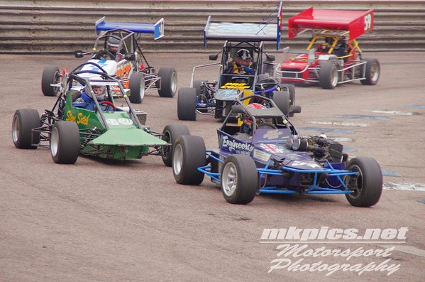 Grand Prix Midgets, I factor, 7 April 2018
