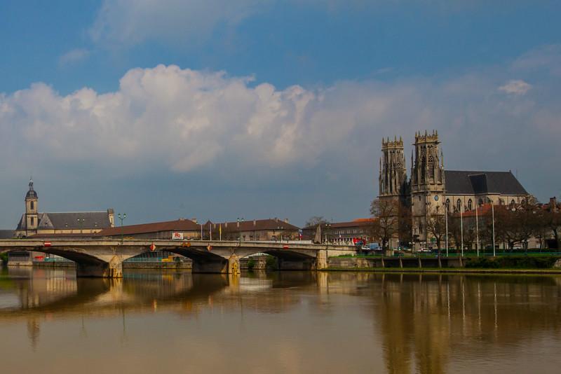 Pont-à-Mousson, Sainte-Marie-Majeure Abbey (18C)