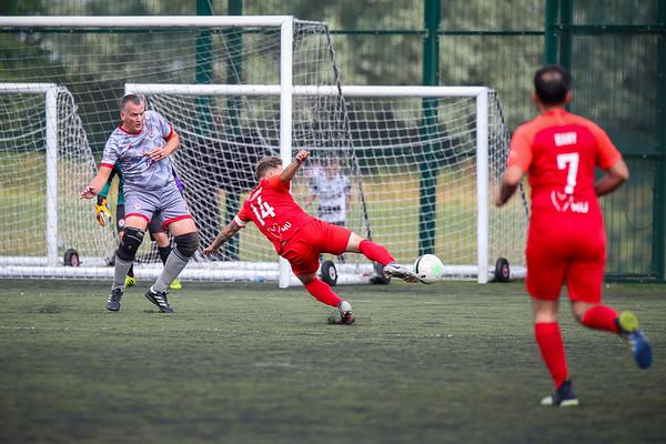 Group 1 Game 2 - Gosham Rangers v AFC Yorkies