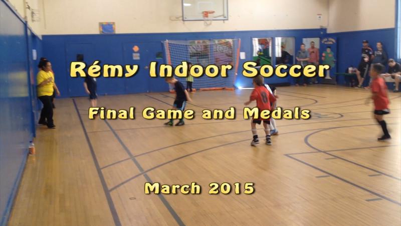 Rémy Indoors Soccer