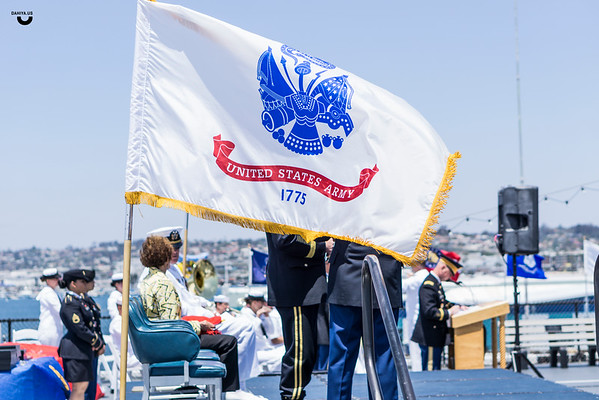 Army Graduation at USS Midway - May 2016