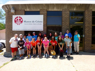 2013-07-07 Youth Mission Trip
