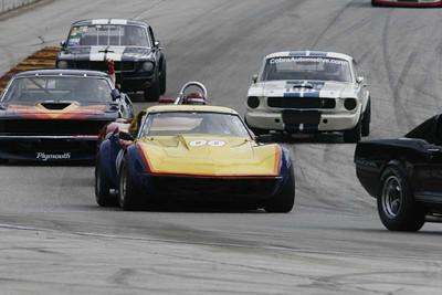 No-0904 Race Group 6 - Big Bore Production Cars