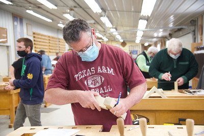 Joinery with Marc Adams