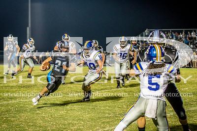 Huntingtown vs Calvert, Varsity 9-9-16