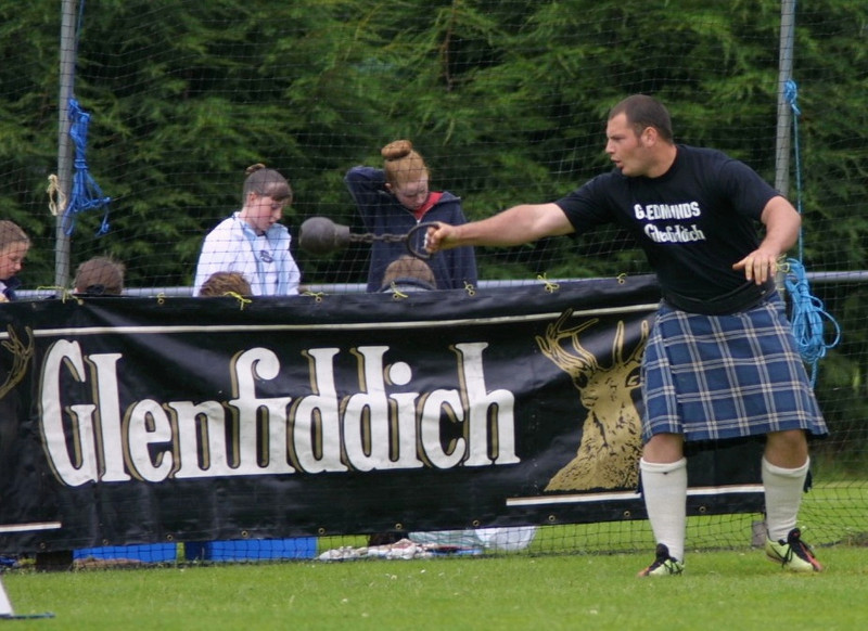 Stonehaven Games 2001