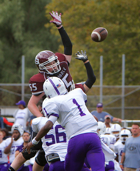Scarsdale Defeats New Rochelle