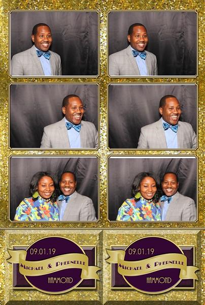 Michael & Phernelle's Wedding (09/01/19)