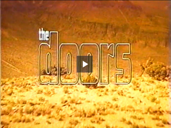 This is The Doors trailer I made in Film School years ago! :)