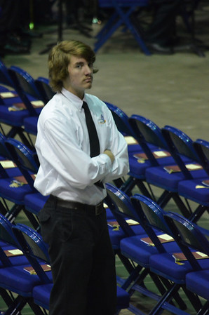 John B graduation