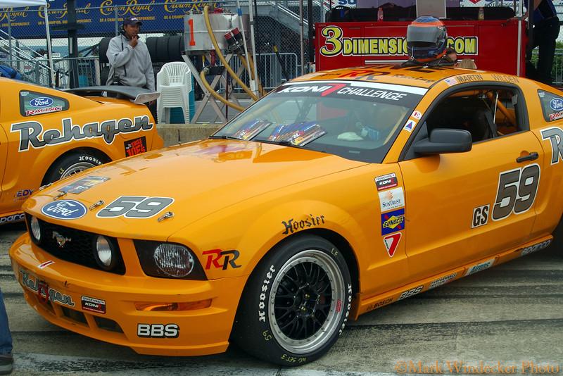 Rehagen Racing Mustang GT