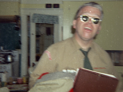 Frank Wilcox Boy Scouts