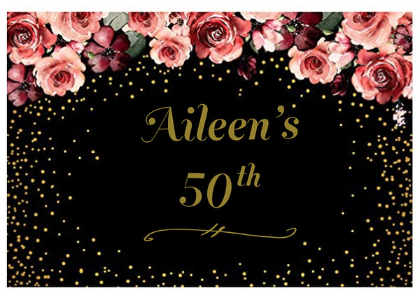 Aileen's 50th