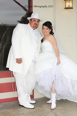 Ismael & Lolly El Campo  TX