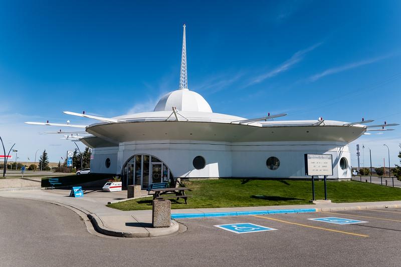 The Vulcan Star Trek Centre / Tourist Information Centre