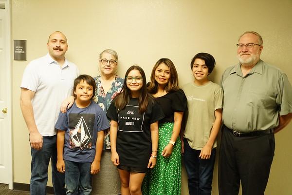 8.29.2021 Baptisms