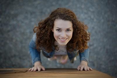 Miss Carena Schuellner Senior Photo shoot