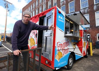 Empanada Dada food truck Lowell 041120