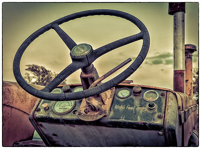 Temple Tractor Show