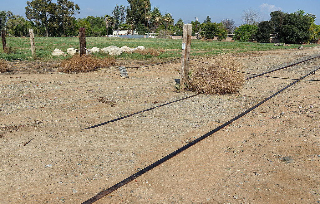 . March 22, 2014 is the 37 year anniversary of the brutal rape and murder of Paula Hernandez, 15, who was nabbed as she walked past an orange grove, that once stood near this location along Grove Avenue, on her way home from Redlands High School in 1977. Her killer, John Zenc, is up for parole in May 22.  (Photo by Rick Sforza/Redlands Daily Facts)