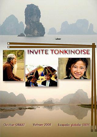 Invite tonkinoise (Vietnam)