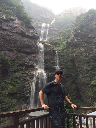 2018 Lushan Mountain China