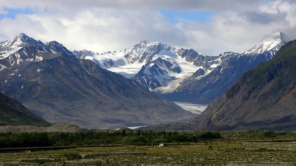 Gulkana Glacier  - UAF Glaciers Class