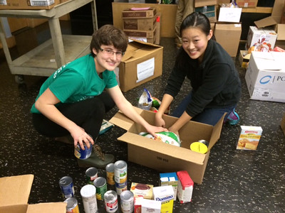 Thanksgiving Share-a-Meal Drive