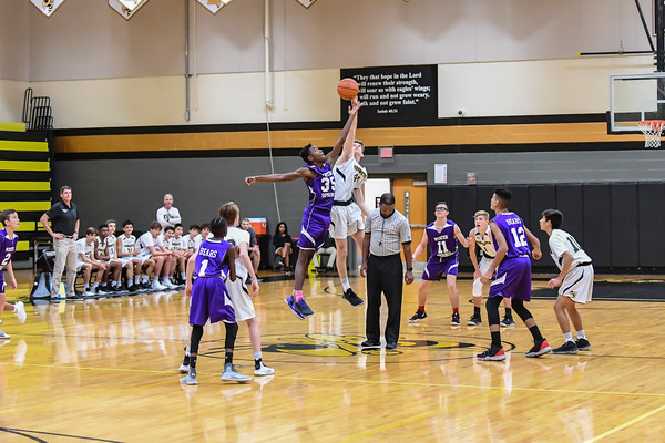 20191126 Bishop Moore vs Winter Springs Freshman
