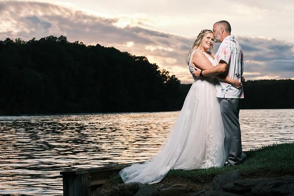 Harkness-Scott Wedding