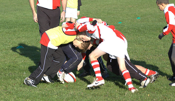 Nov 2006 - Mini Rugby u11
