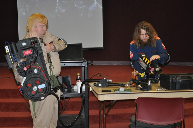 Ghost Buster gear and real GB fans.jpg