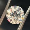 3.46ct Old European Cut Diamond GIA M, VS1 41
