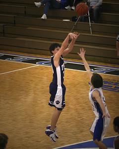 Darlington Basketball 1-10-2006