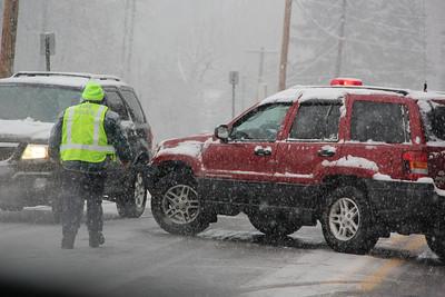 MVA, Snow, SR54, Hometown ( 11-27-2012)