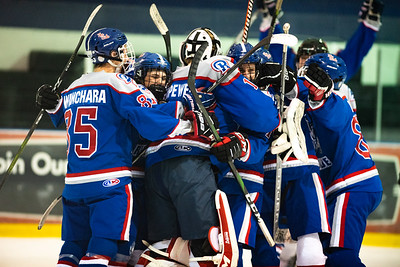 2020.02.24 Ice Hockey: Riverside @ Langley