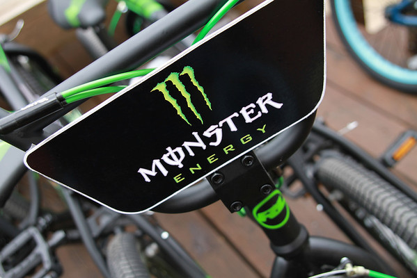 Monster Bike Prize Giving Event