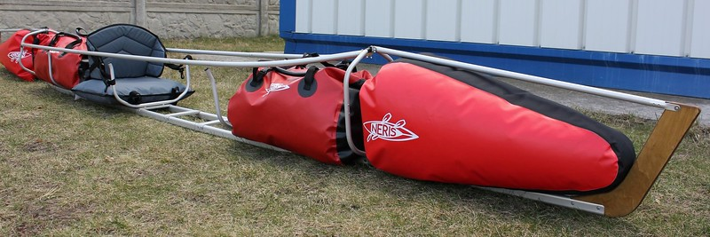 kayak bags for the Amazon river expedition