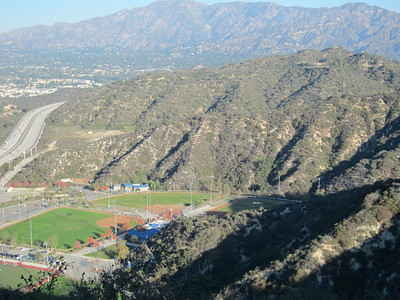 Glendale Sports Complex Trails 2013