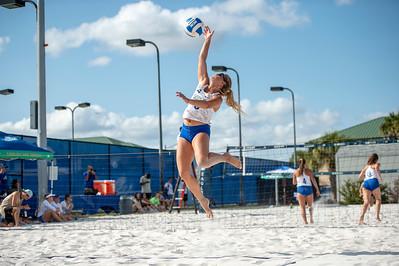 FGCU Beach VB vs Florida Southern