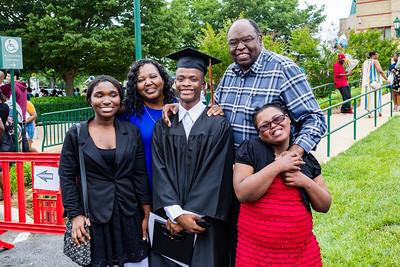 Christopher Wms. 2018 DuVal Graduation