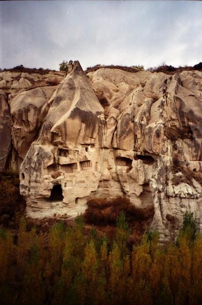Rock/Cave Dwellings - Cappadocia, Turkey