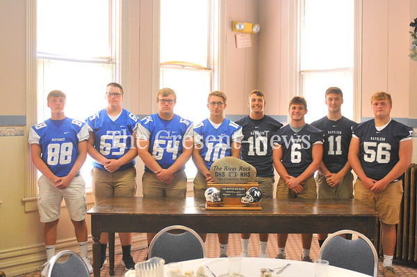 08-15-18 Sports Defiance-Napoleon FB Luncheon