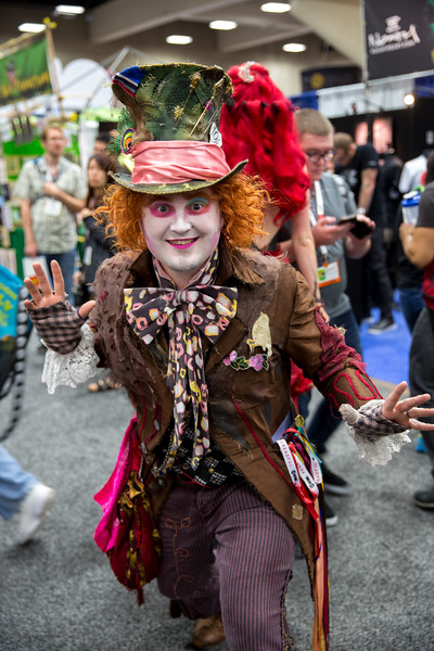 2014 San Diego Comic Con - Day 1