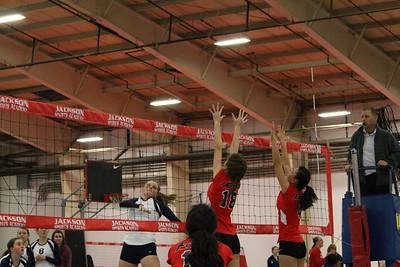 JSA Girls Club Volley ball